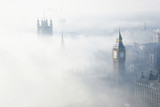 Heavy fog hits London - 62917218
