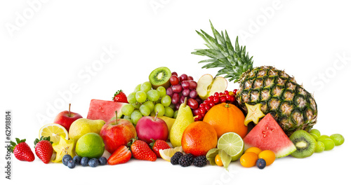 canvas print picture Fruits