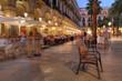 Obrazy na płótnie, fototapety, zdjęcia, fotoobrazy drukowane : Placa Reial, Barcelona, Spain