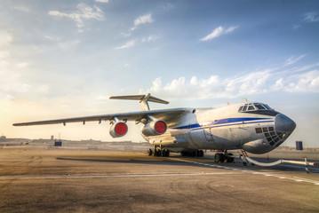 Aircraft - Cargo Plane