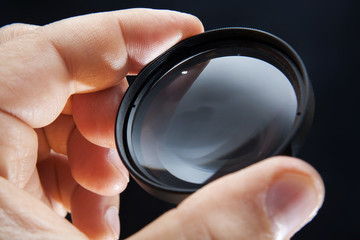 Lente close up - Ingrandimento dettaglio