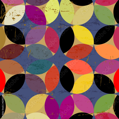 abstract circle pattern