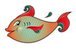 female fish cartoon
