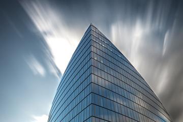 Hochhaus Fensterfront © Matthias Buehner