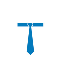 Tie graphic- logo for mens apparel business