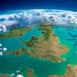 Fragments of the planet Earth. United Kingdom and Ireland - 62935294
