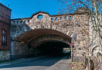 Neuss Bahnbrücke