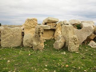 Megalithische Tempelanlage Hagar Qim, Malta
