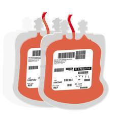 Sacca di sangue trasfusione - doping