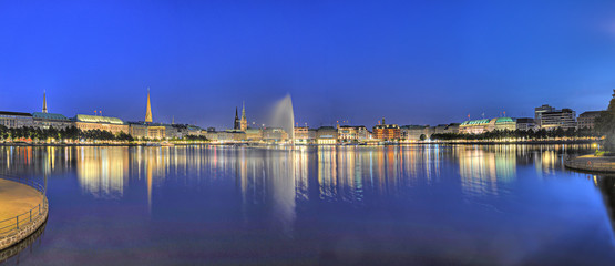 Alster Panorama