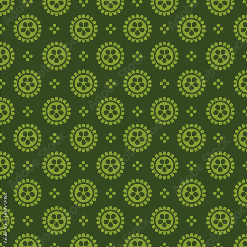 Vintage Floral seamless pattern abstract. Vector background