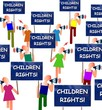 "Défilé ""Children rights"""