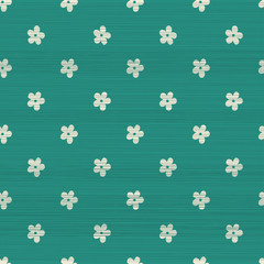 abstract geometric seamless pattern with a fabric effect texture