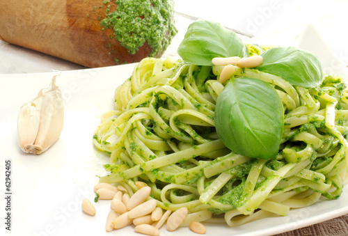 pasta with pesto recipe