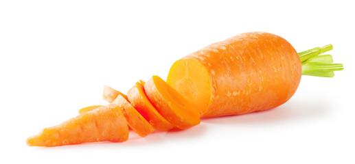 Carrots with tail