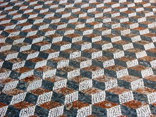 Mosaic in Delos