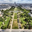 Paris, France - Champ de Mars