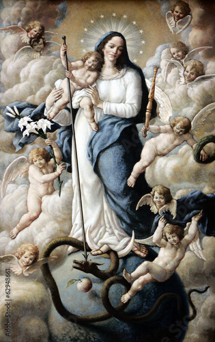 Assumption of the Virgin Mary - 62948661