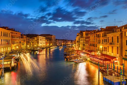 Venice at night - 62950420