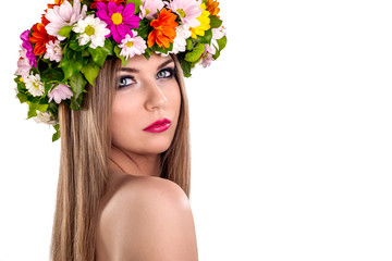 Floral nymph