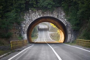 Tunnel, Serbia
