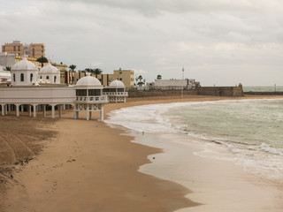 Winter in Cadiz