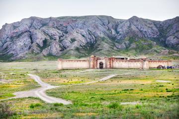 Old Fort in Kazakhstan