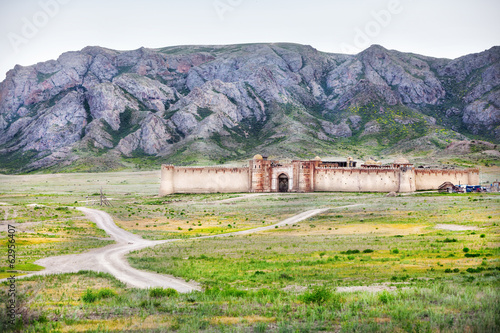 Old Fort in Kazakhstan