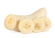 Banana round slice
