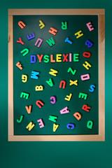 Dyslexie, h.