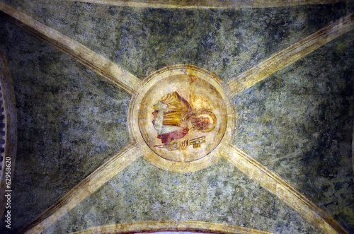 Venetian Catholic Wall painting