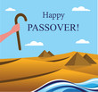 happy Passover- Out of the Jews from Egypt - 62960203