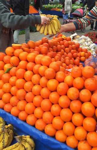 Meyve Alışverişi