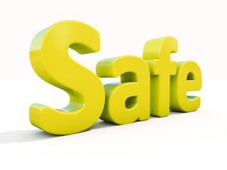 3d word safe