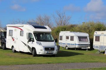 Wohnmobil Campingplatz Niederlande