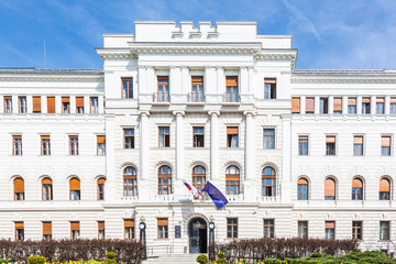 The Supreme Court of Slovenia, Ljubljana