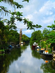 Canal des Rotours, guadeloupe