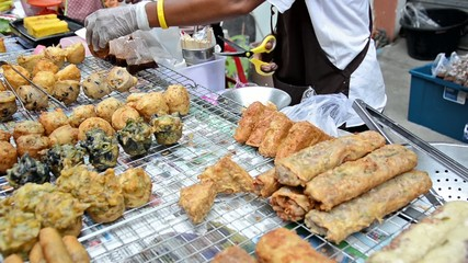 thailand, street food