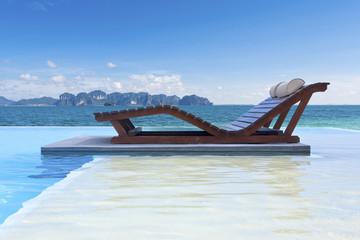 piscine  détente en Thaïlande