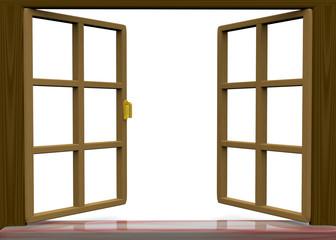 Window - 3D