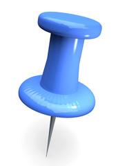 PUSH PIN - 3D