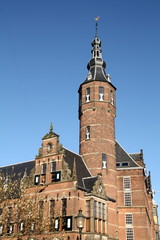 Province House from the 15th century  in Groningen