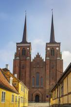Cathédrale de Roskilde au Danemark