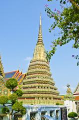 Stupa in Wat Pho