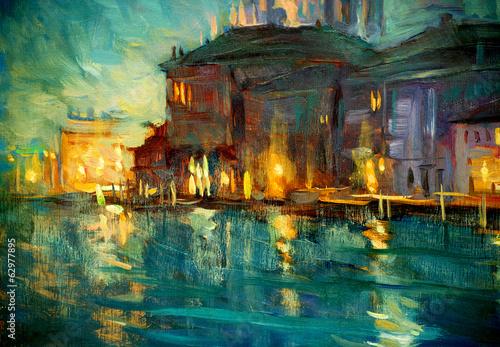 paisaje-nocturno-a-venecia-pintura-al-oleo-sobre-madera-contrachapada-illustrat