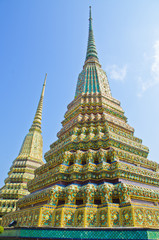Nice Old Stupa in Wat Pho