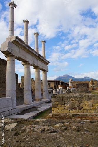 Colonne di Pompei