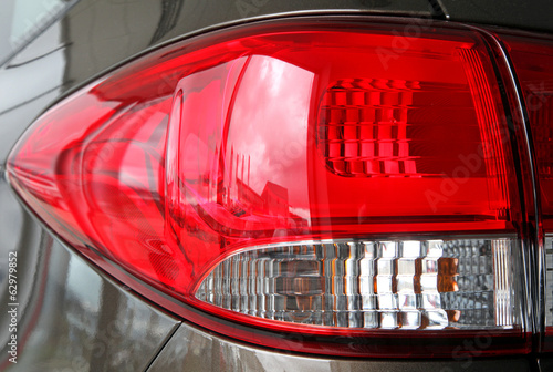 Taillight at the car