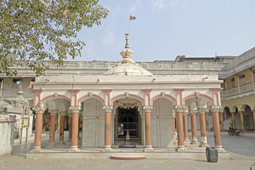Shiva temple in Ahmedabad