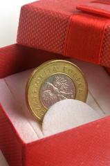 Polski złoty Polish currency Poland money זלוטי